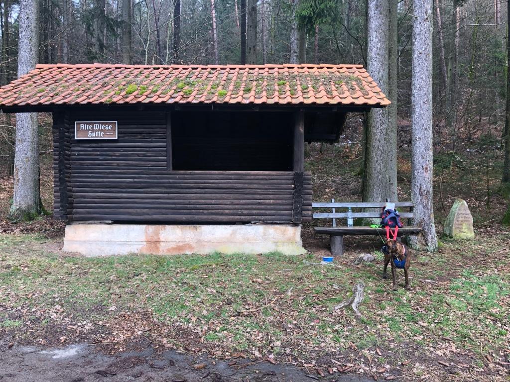 Alte Wiese Hütte