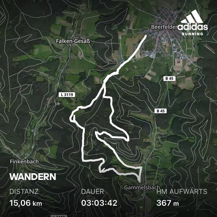 Burg-Freienstein-Weg in Oberzent