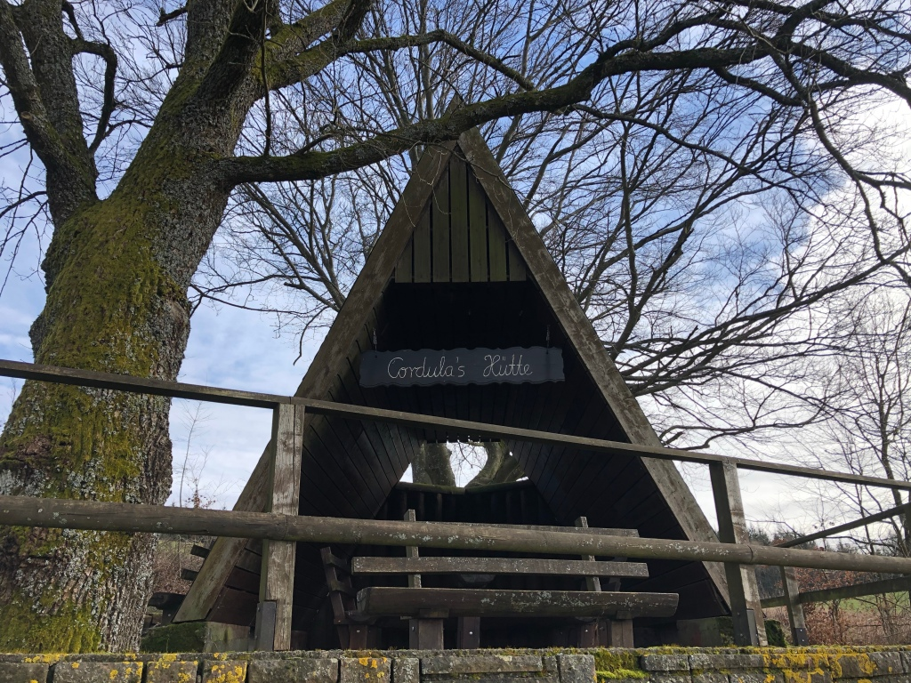 Cordulas Hütte